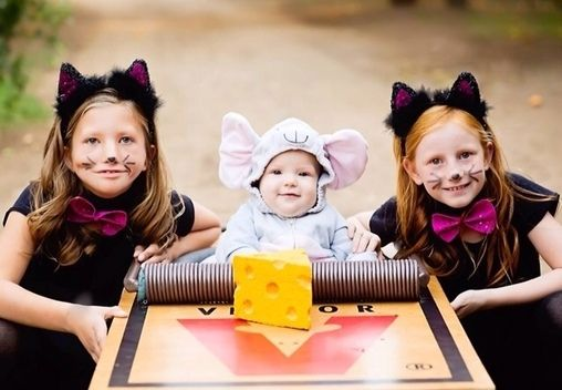 Cat  Mouse - Halloween Costume Contest at Costume-Works - halloween costumes 2016 ideas