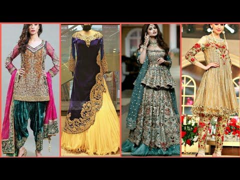 0ada0a8c893 Top Pakistani Lehenga Choli Designs Latest Lehenga Choli Designs For  Weddings Reception - YouTube