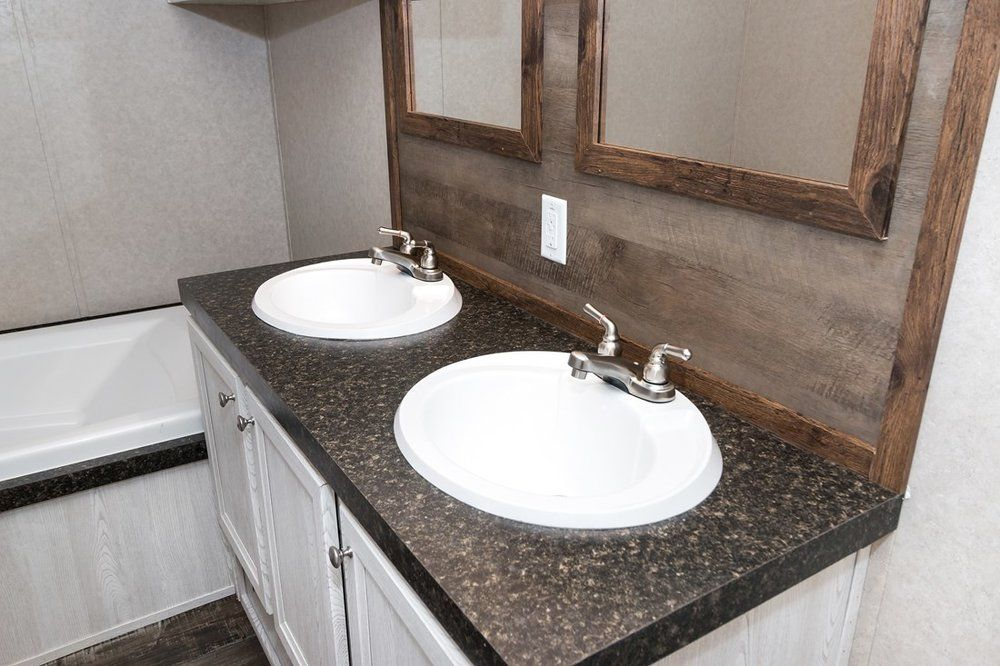 Image Result For Mobile Homes With 9 Foot Ceilings Master Bathroom Bathrooms Remodel Sink