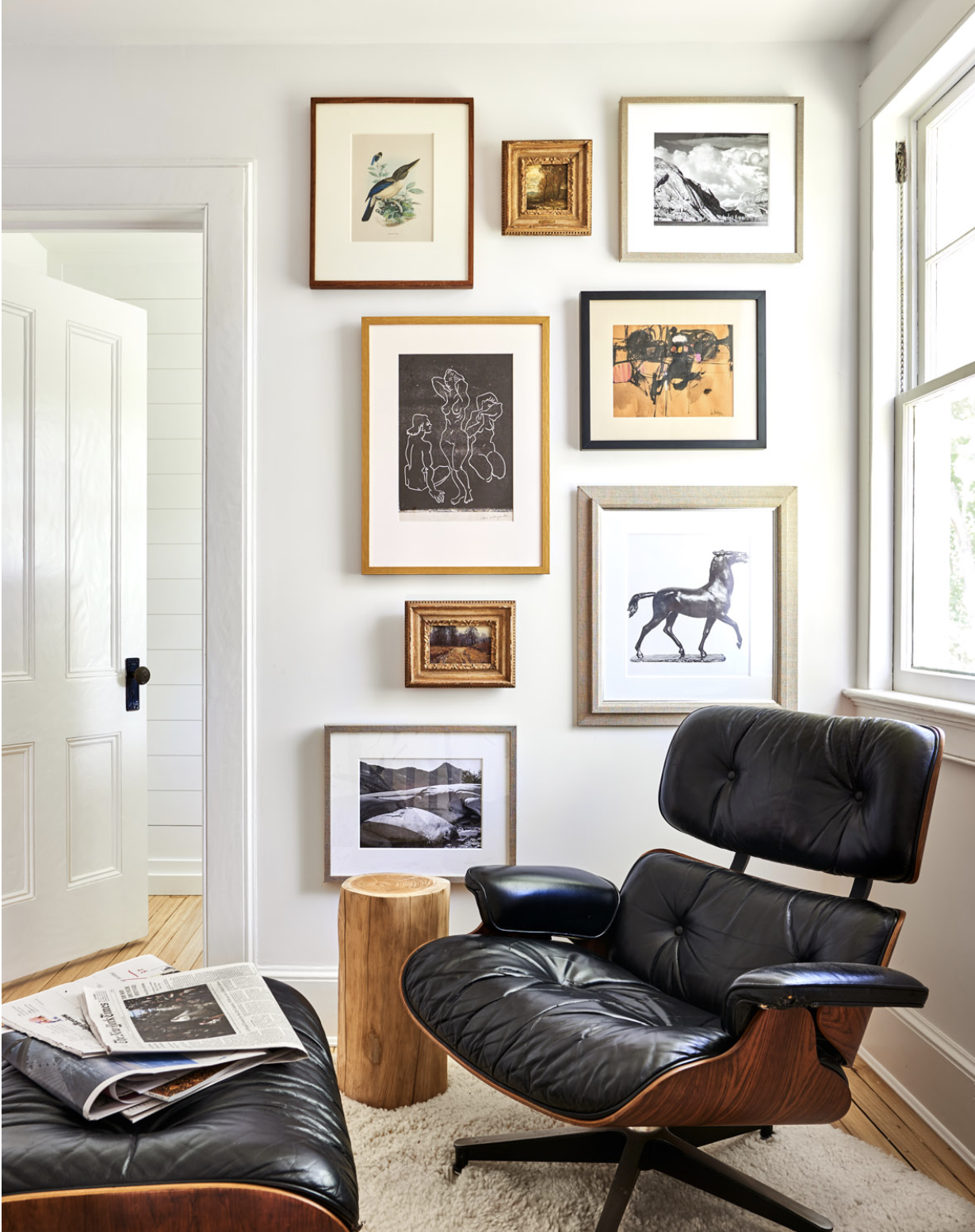 Interior Design By Timothy Godbold Art Studio At Home