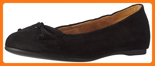 Gabor Shoes Damen Fashion Geschlossene Ballerinas, Schwarz (Schwarz 17), 35  EU (