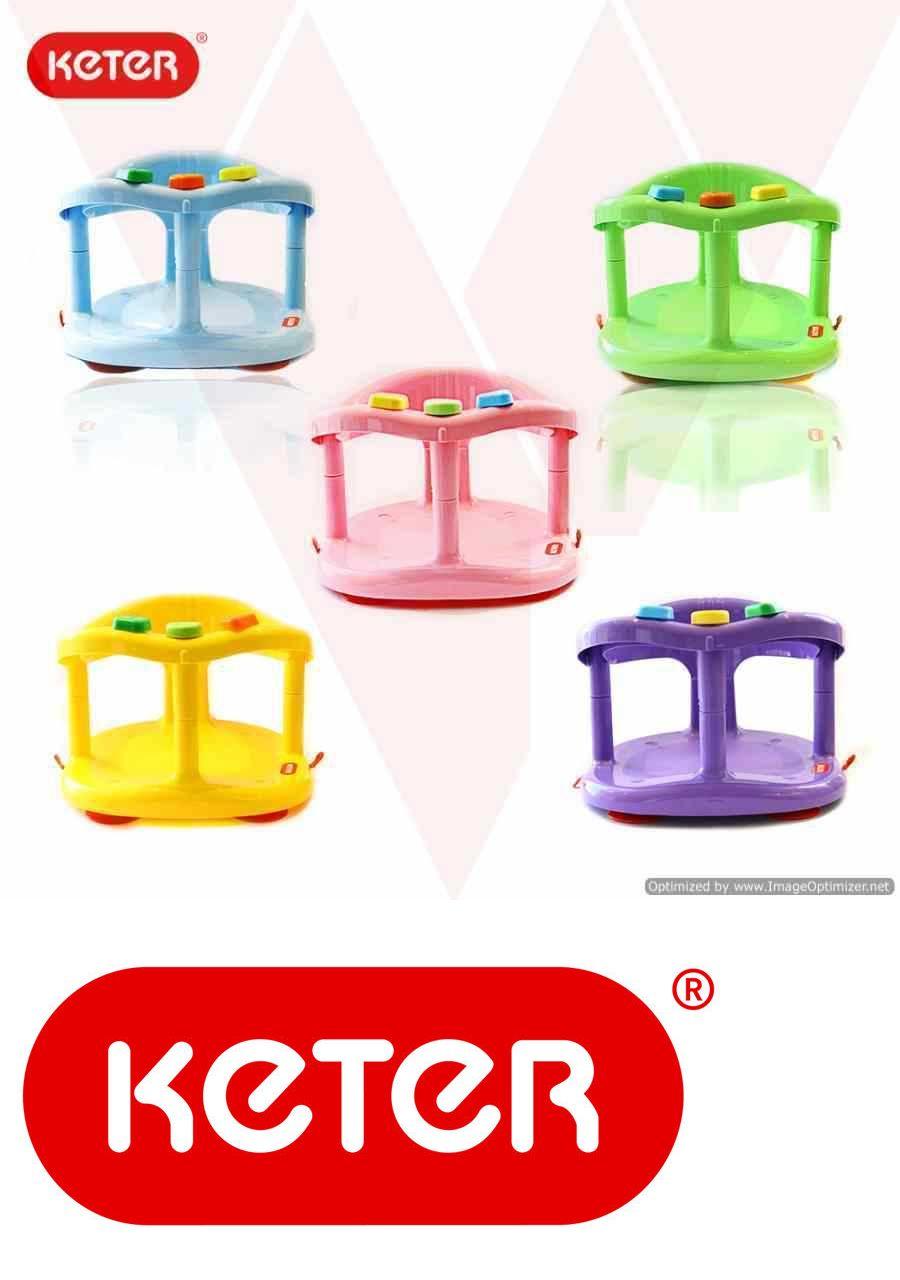 Bath Tub Seats and Rings 162024: Keter - Baby Bath Tub Ring Seat New ...
