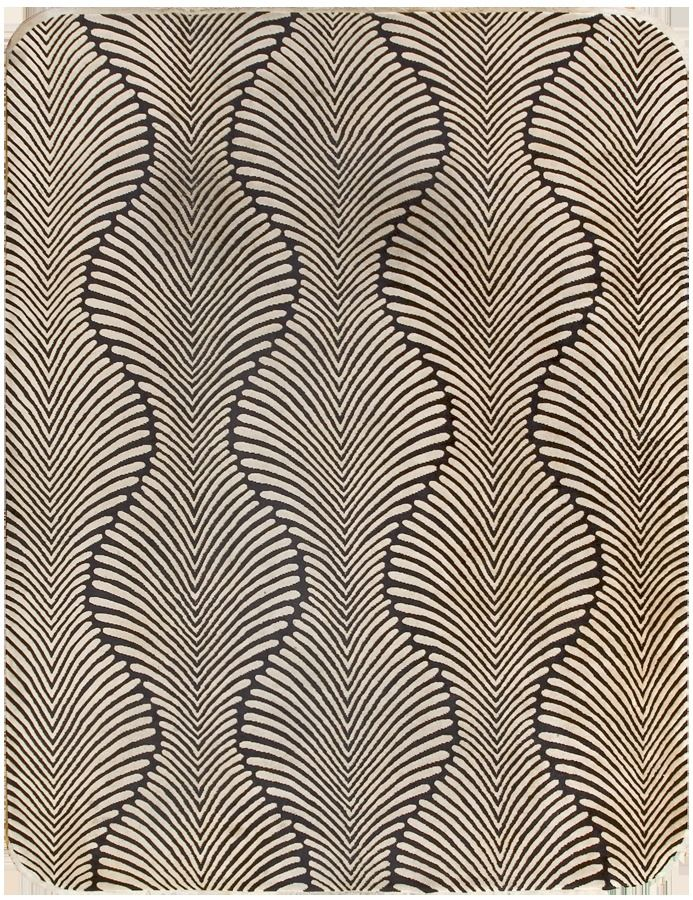 "artdecorugsofchina:  Stock Id: #20874General Rug Type:       Chinese Specific Rug Type:       Chinese - Art Deco Circa: 1930 Color: Black Origin: China Width: 8' 6"" ( 259.1 cm ) Length: 12' 0"" ( 365.8 cm ) http://www.rahmanan.com/inventory/show/20874/"
