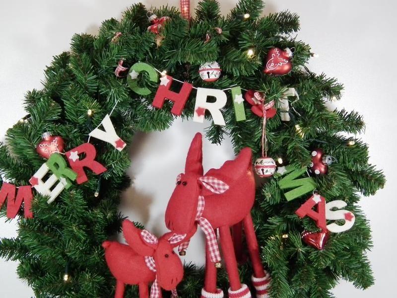 """Merry Christmas"" von Blütenschmiede auf DaWanda.com"