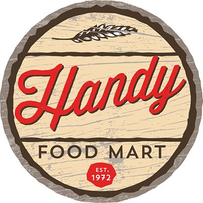 Logo For Handy Food Mart Shell Station In Bardstown Kentucky