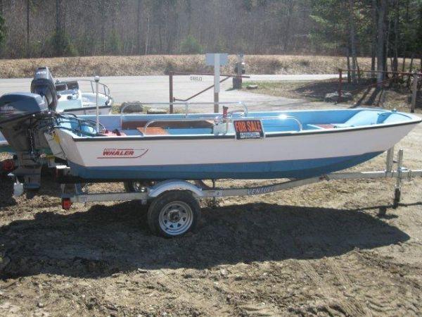 Vintage 13 Boston Whaler