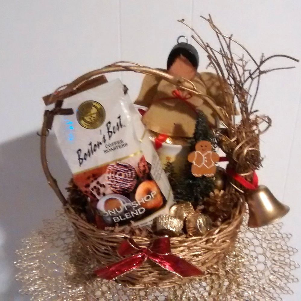 32 ebay gold festive wooden birch holiday christmas