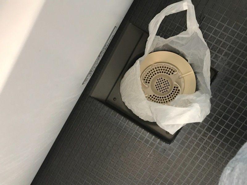 オキシクリーン第7段 浴室も簡単オキシ漬け Limia リミア オキシクリーン お掃除の裏技 オキシ漬け