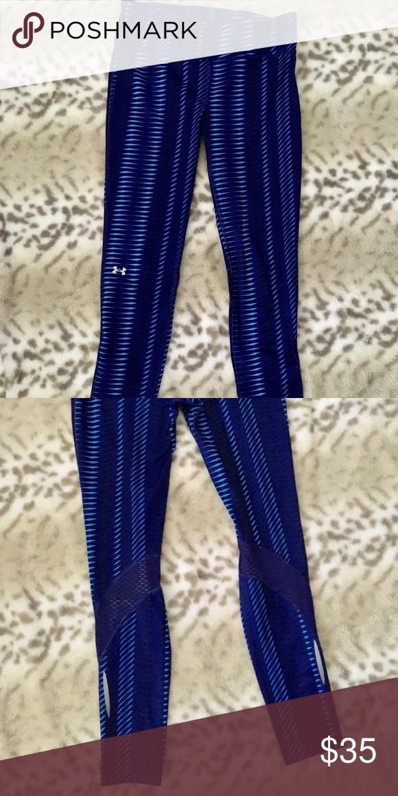 49b47d4c6f Under Armor long athletic pants Ankle length athletic pants. Small ...