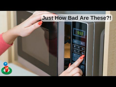 Mark Vinick Explains How Microwave Ovens Damage The Food You Re About To Eat By Cooking It Violently And Damaging Molecules In