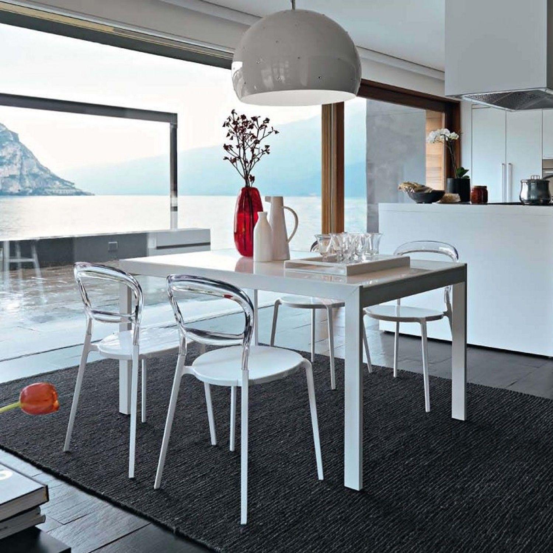 Tavolo allungabile in vetro Key di Calligaris | I need a new table ...