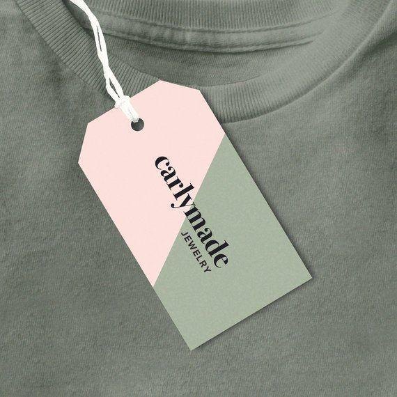 Hang Tag Custom Clothing Label