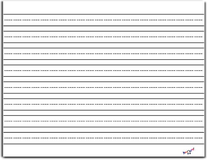 Line Paper by Kidznote School worksheets, Worksheets and School - elementary lined paper template