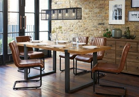 Buy Hudson Fixed 8 Seater Dining Table From The Next Uk Online
