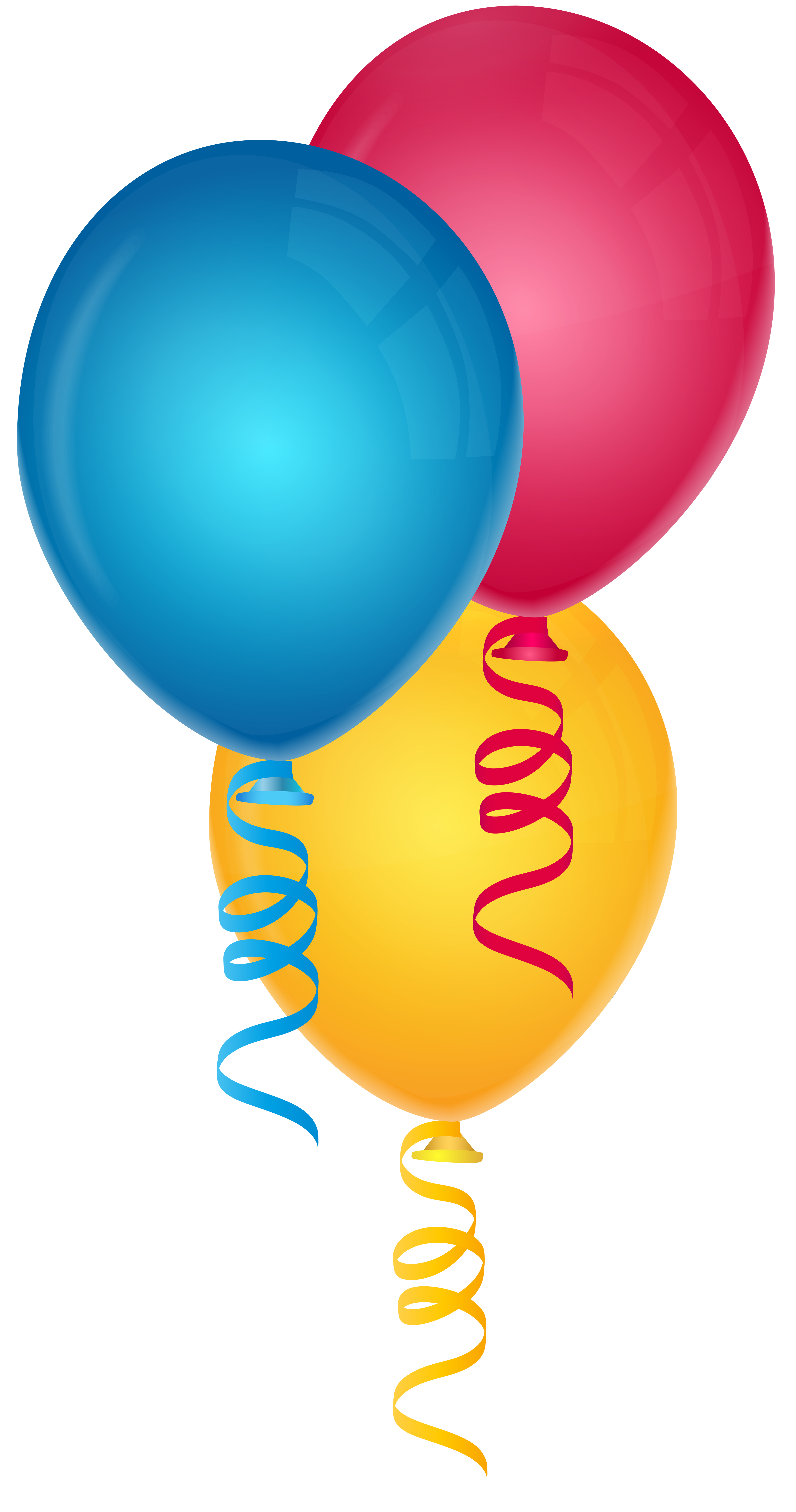 Three Balloons Png Clipart Gallery Yopriceville High Quality Images And Transparent Png Free Clipart Balloons Clip Art Free Clip Art