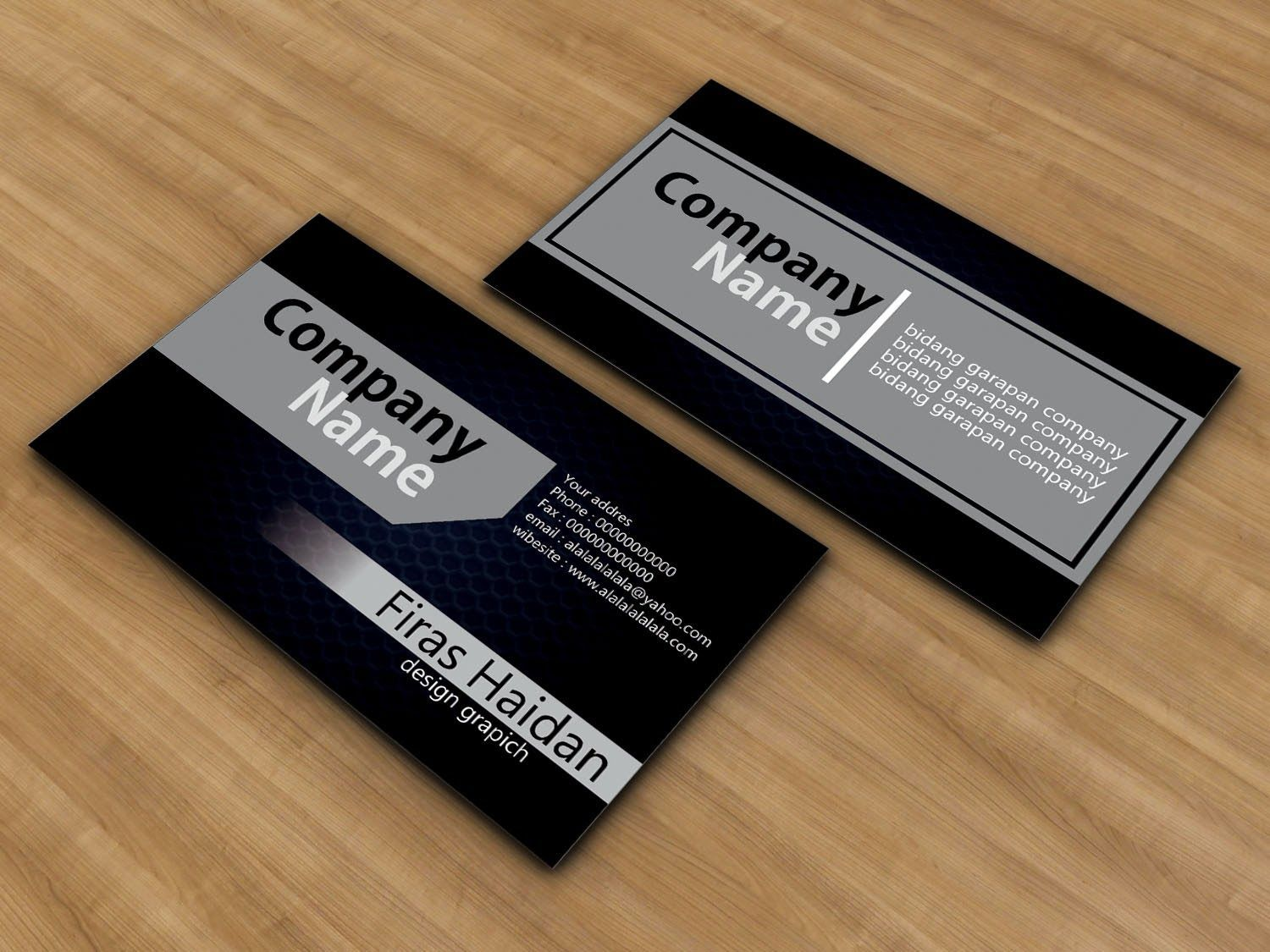 Pin By Anggun On Business Cards