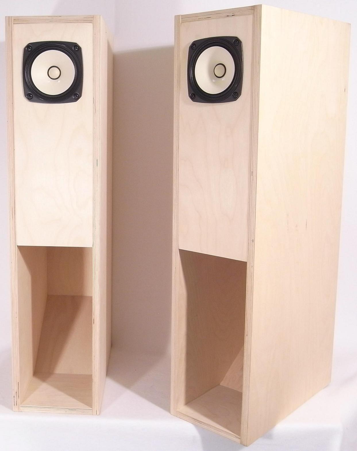 Hi-Fi Blog for DIY Audiophiles: BK-10m Folded Horn Kit - Fostex