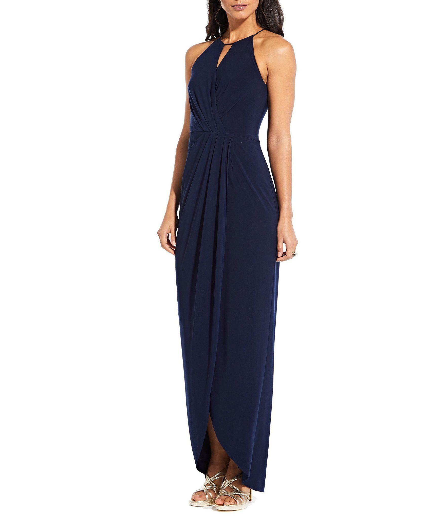 Sequin Lace Illusion Gown Dresses Clothing Women Stein Mart Gowns Dresses Clothes For Women Dresses [ 1250 x 1000 Pixel ]