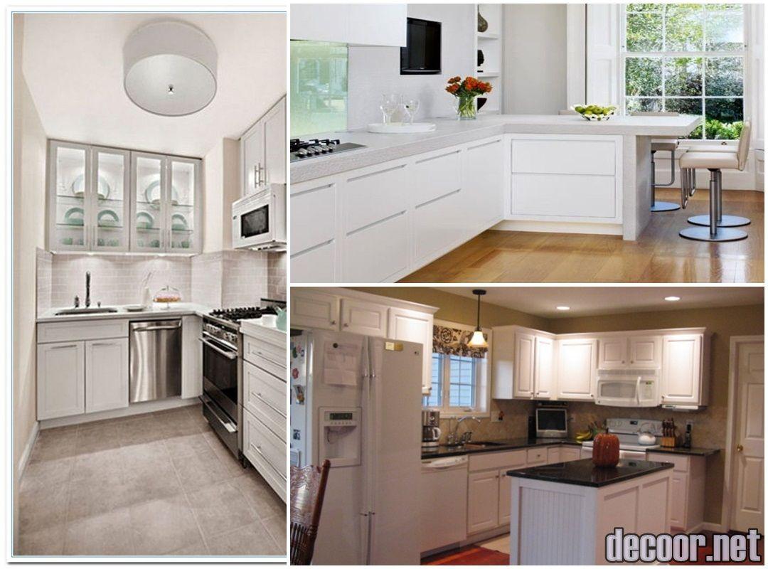 25 beautiful small l shaped white kitchens design and decor kitchen design white kitchen on l kitchen remodel id=63807