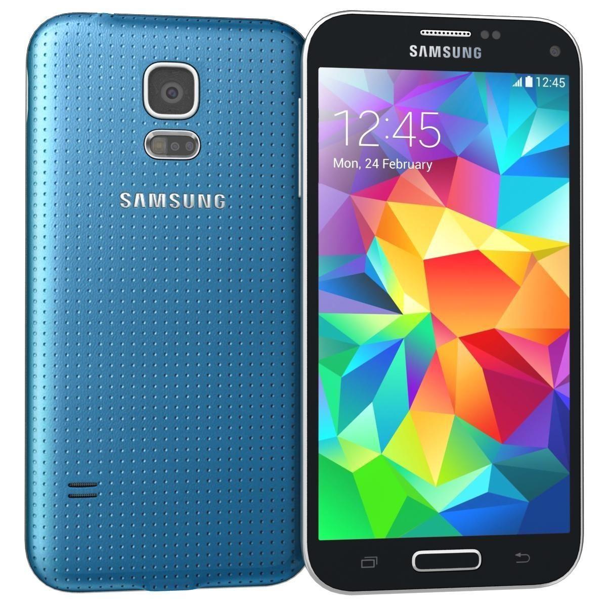 Samsung Galaxy S5 Mini Electric Blue 3d Model Ad Galaxy Samsung Mini Model New Samsung Galaxy Samsung Galaxy S5 Samsung Galaxy