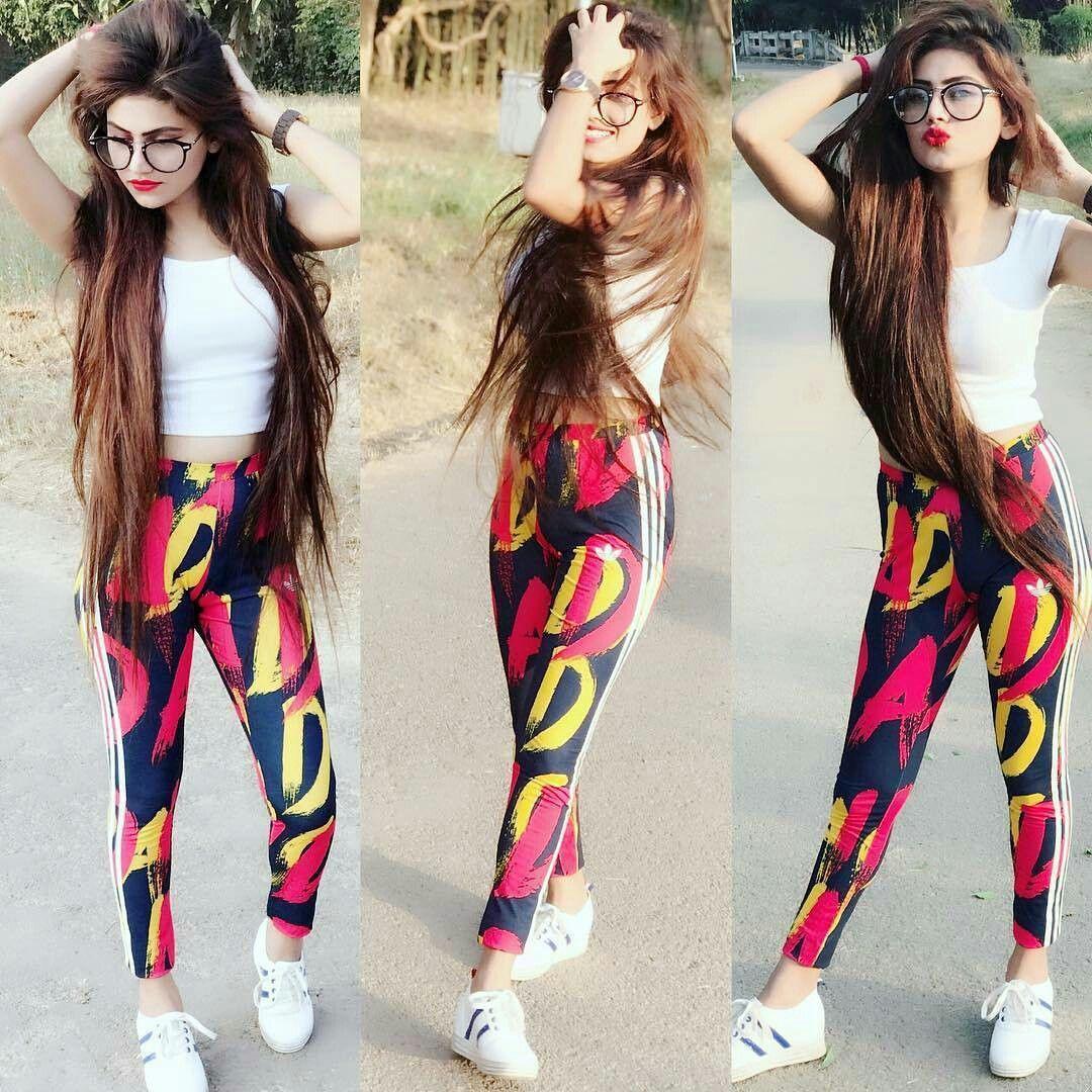 Attitude stylish girl cover new photo
