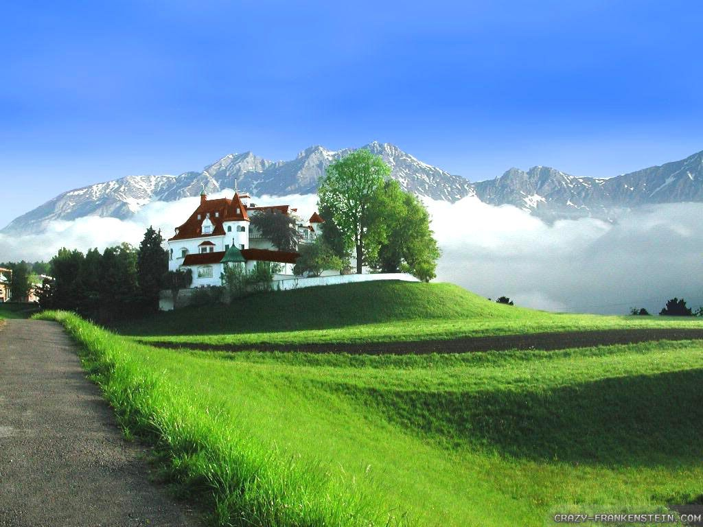 Spring Landscape Wallpapers German Landscape Mobiles