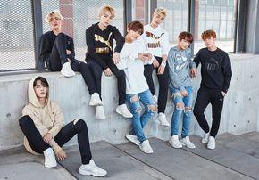 BANGTAN for PUMA ❤ #BTS #방탄소년단