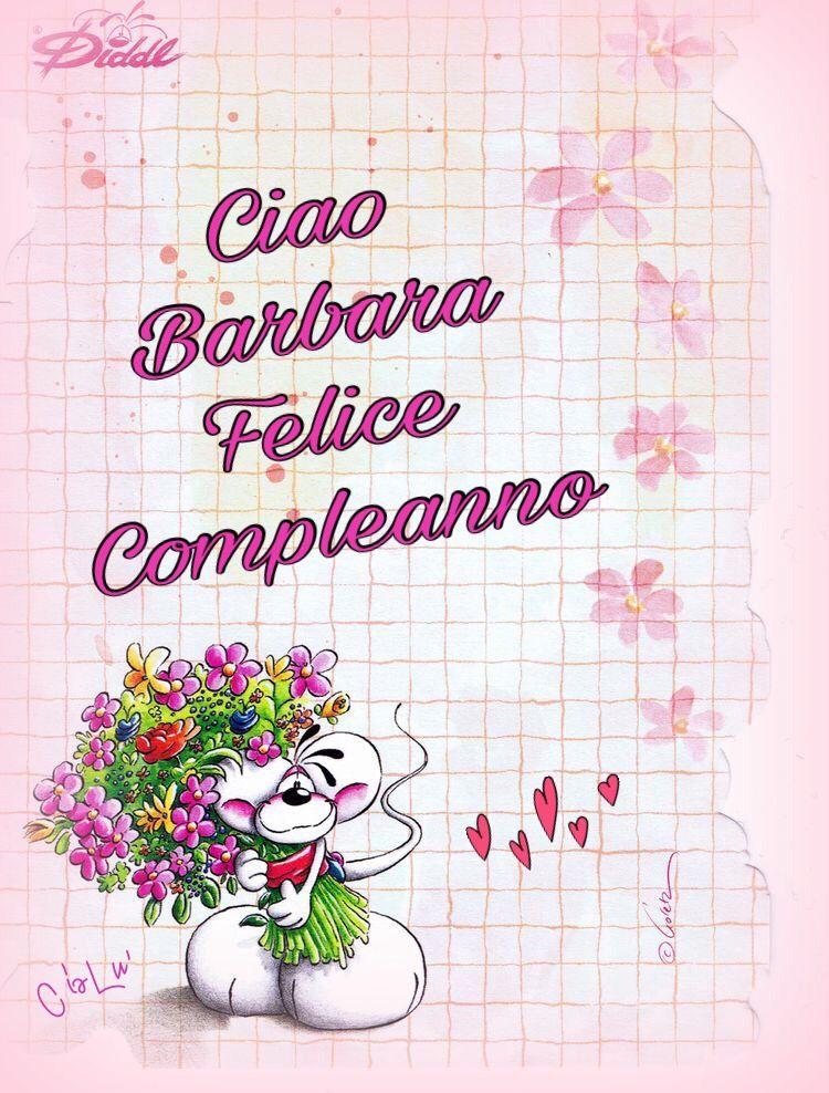 Compleanno Barbara Compleanni Onomastici E Anniversari