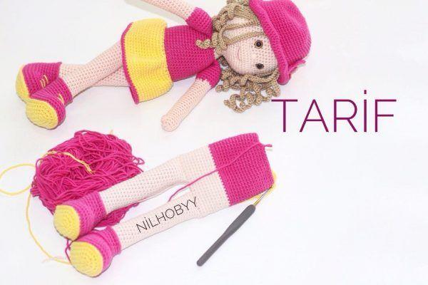 Nilhobyy Amigurami Bebek #bonecas