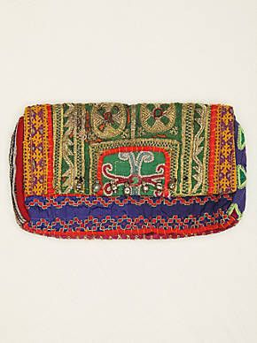 Free People Janpath Clutch, $48.00