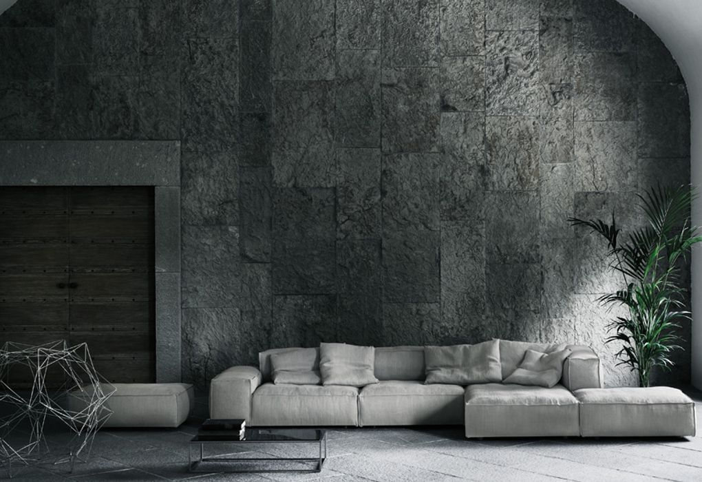 NeoWall sofa Piero Lissoni (the master does it again) DESIGn - divanidivani luxurioses sofa design