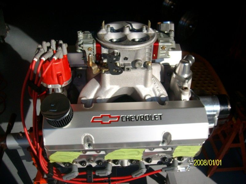 Aceto Motorsport Ford Cosworth YB New Engine Ford racing