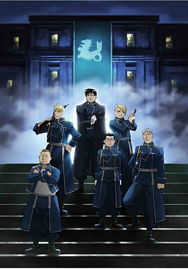 Best Pin By Daemo On Fullmetal Alchemist With Images 400 x 300