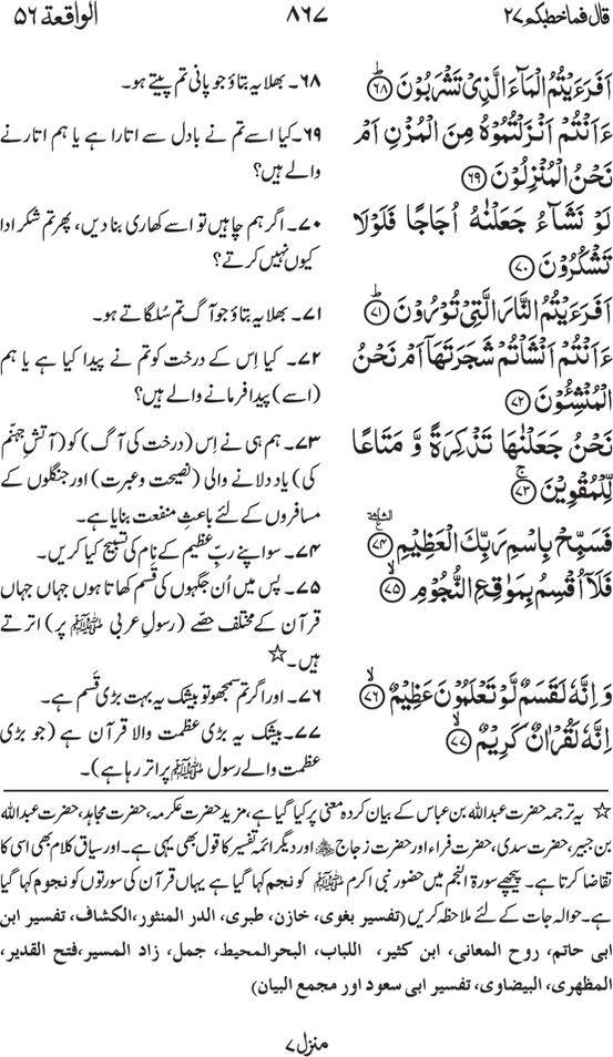 Irfan ul Quran Part #: 27 (Qala fama khatbukum) Page 867