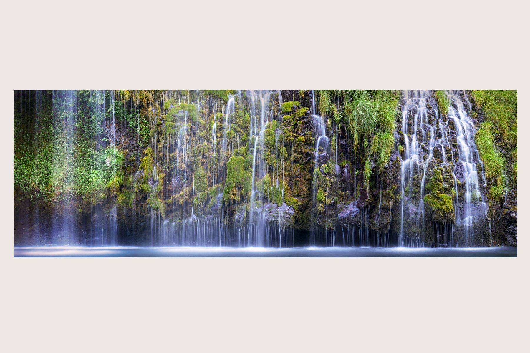 """MOSSBRAE"" Dunsmuir, California | Rivers and Waterfalls | Steve Hansen Fine Art Landscape Photography"