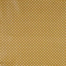 Marc Jacobs Water-Resistant Golden Palm Dotted Silk