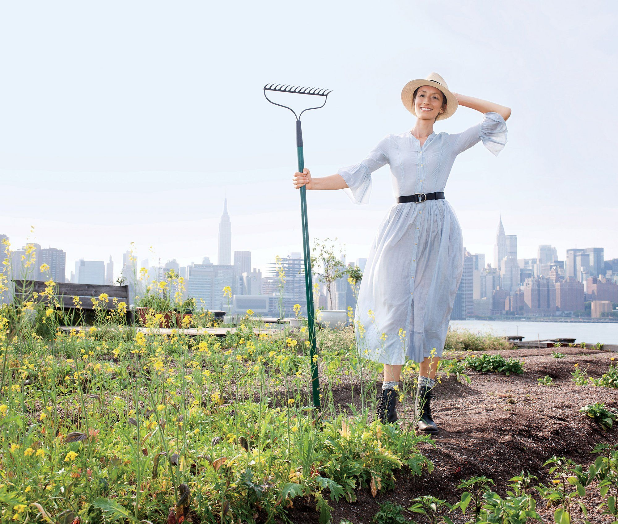 """Urban Agriculture and the New Meaning of """"Eating Local"""