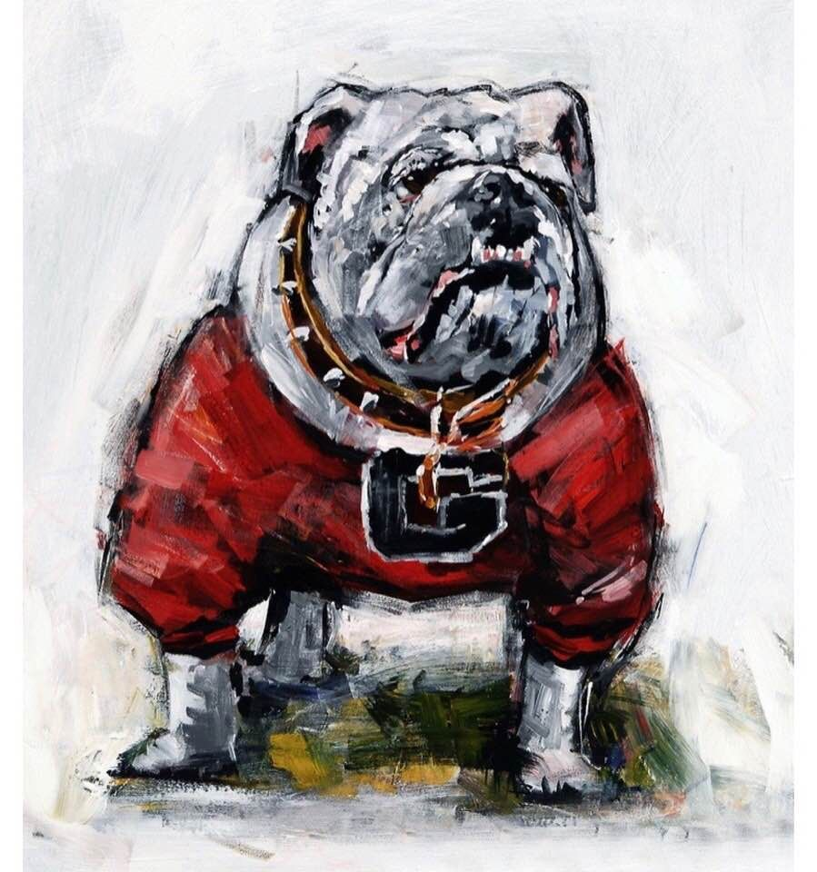 Pin by Malinda Dean on LOVE UGA!! bulldogs
