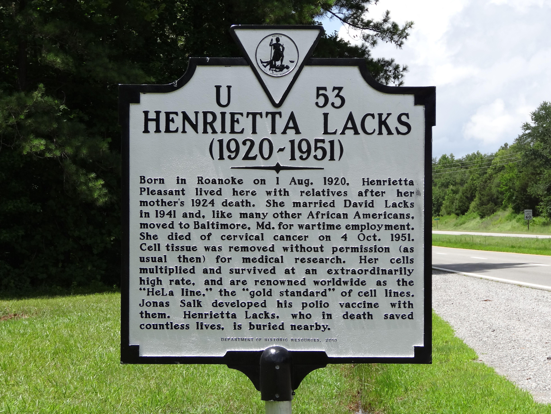 The Immortal Life Of Henrietta Lacks Quotes Rebecca Skloot The Lacks Family And Racial Discourse  Henrietta .