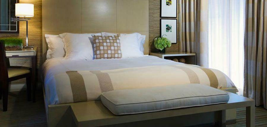 Modern Chic Hospitality Hotel Interior Design Of Naples Grande Beach Resort Bungalow Bedroom