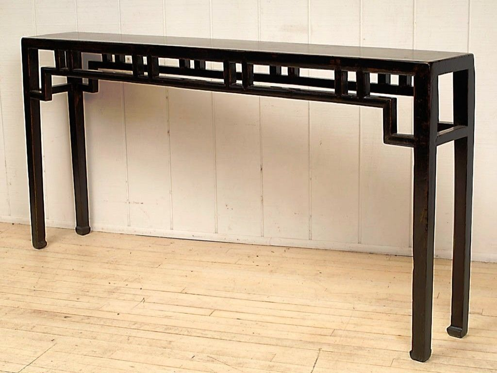 Extra Long Narrow Console Tables