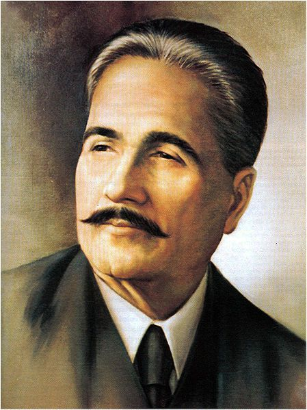 Sir Muhammad Iqbal (November 9, 1877 – April 21, 1938), also