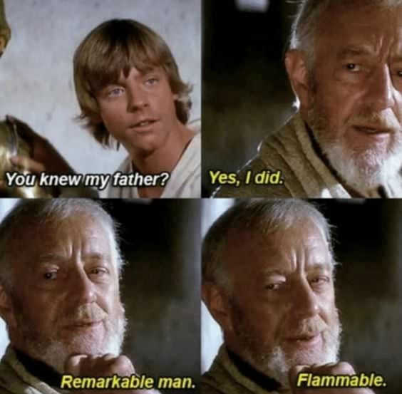 25 Star Wars Memes That Ll Instill You With The Force Star Wars Memes Funny Star Wars Memes Star Wars Humor