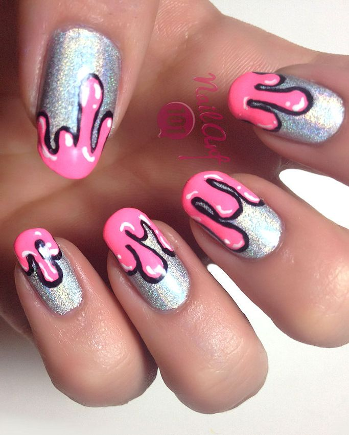 58 amazing nail art tutorials you\'ll really love | Nails Designs ...
