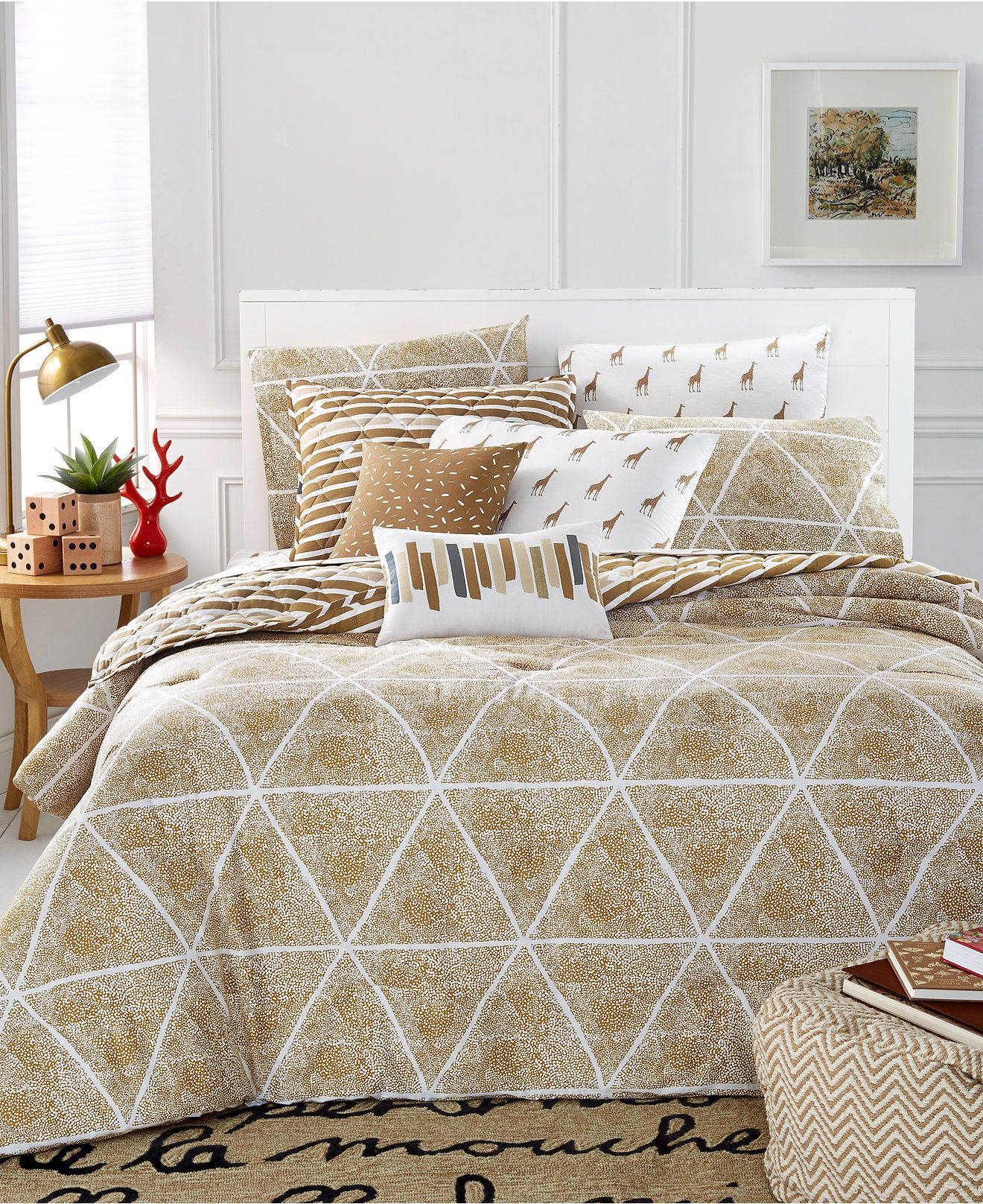 Closoeut Martha Stewart Collection Whim Bespeckled Collection Bedding Collections Bed