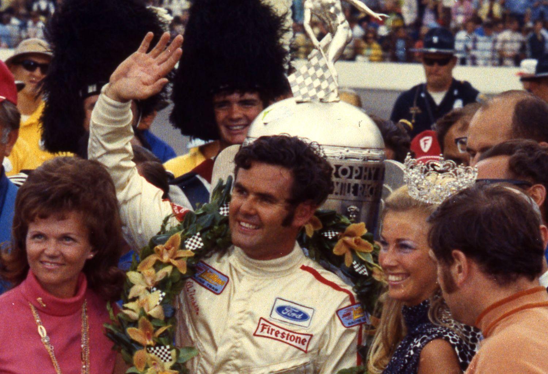 Image result for al unser Indy 500