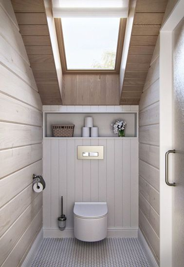 5 id es tendances pour faire sa d co wc toilettes wc pinterest maison deco wc et deco. Black Bedroom Furniture Sets. Home Design Ideas
