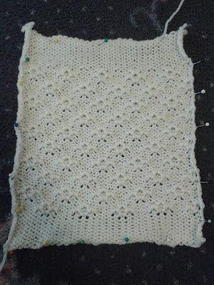 Alex's Machine Knitting