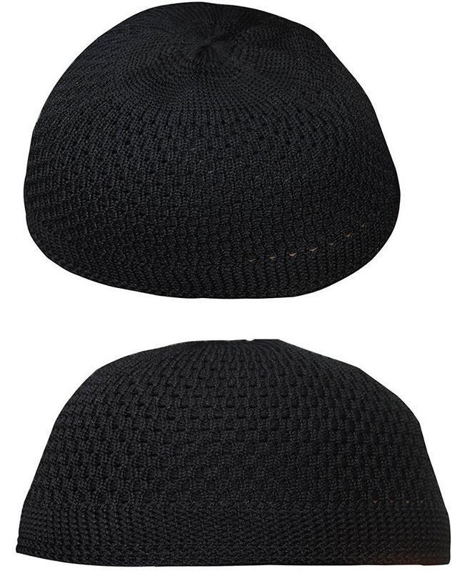 Nylon Kufi Hats - High quality stretchable kufi hats . Confortable ...