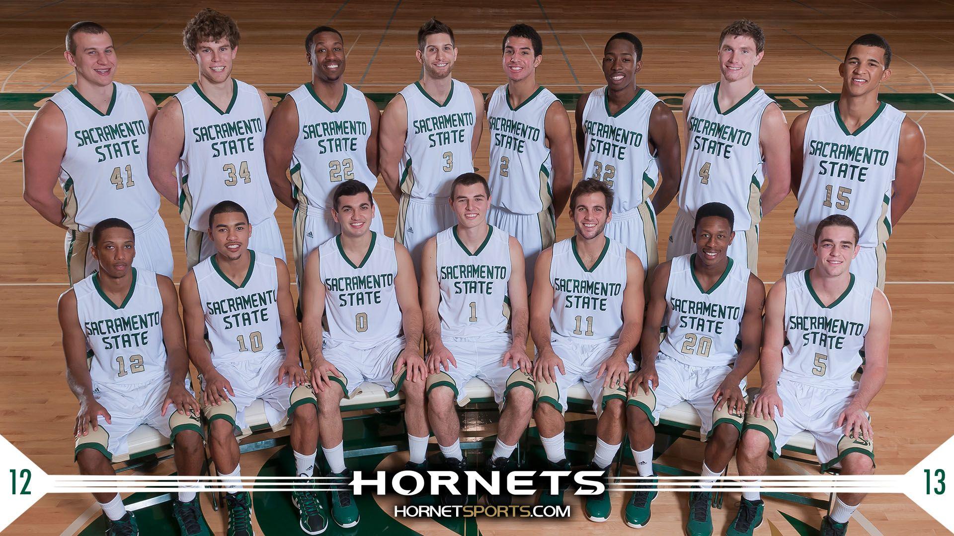 2012 13 Sacramento State Men S Basketball Team Sacramento State Basketball Teams Mens Basketball